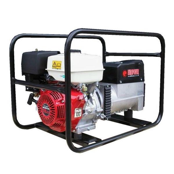 Генератор бензиновый Europower EP 200 X 3X230V для ж/д в Людиновое