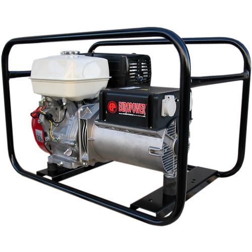 Генератор бензиновый Europower EP 6500 T 3X230V для ж/д в Людиновое