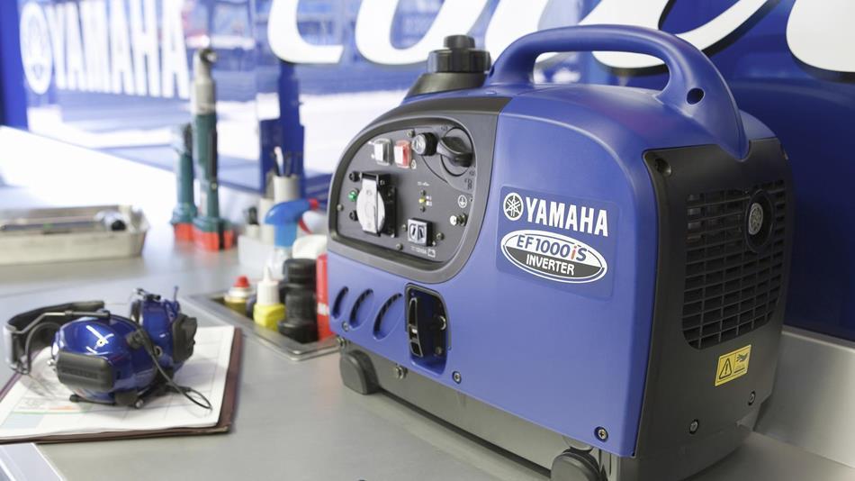 Генератор Yamaha EF1000 в Людиновое