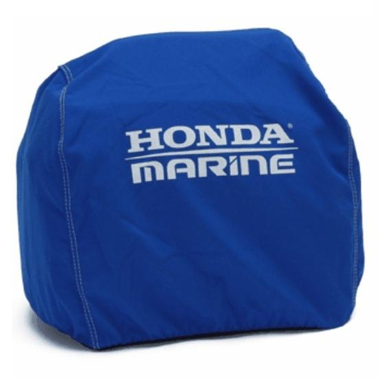 Чехол для генератора Honda EU10i Honda Marine синий в Людиновое