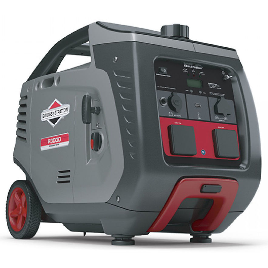 Генератор бензиновый инверторный Briggs & Stratton P3000 в Людиновое