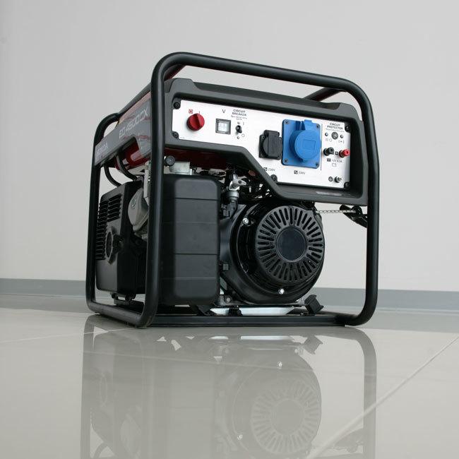 Генератор Honda EG4500CX в Людиновое