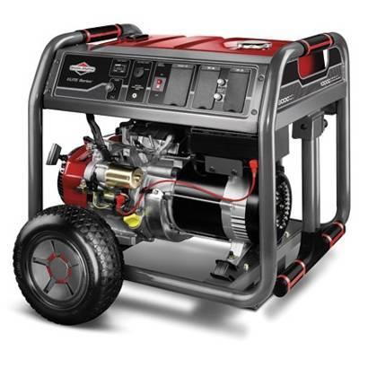 Генератор бензиновый Brigss & Stratton Elite 8500EA в Людиновое