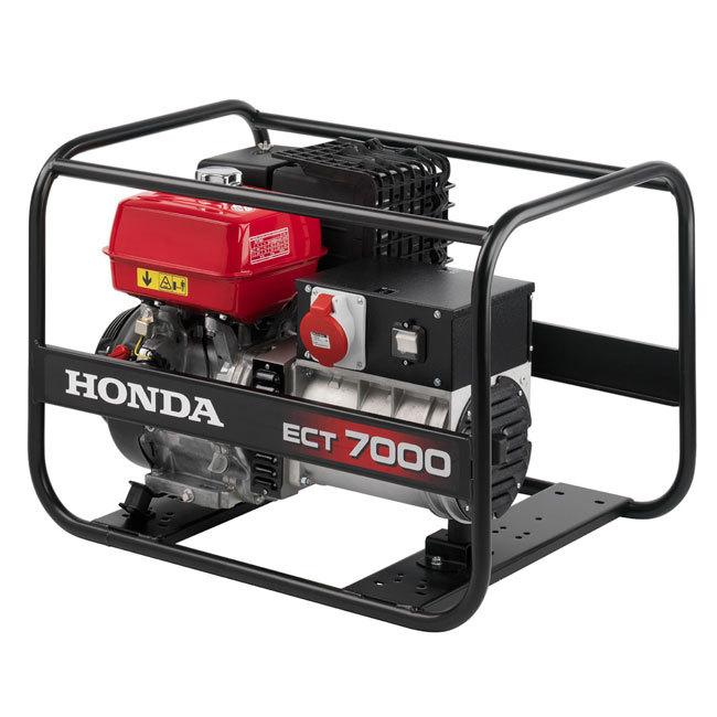 Генератор Honda ECT7000 в Людиновое