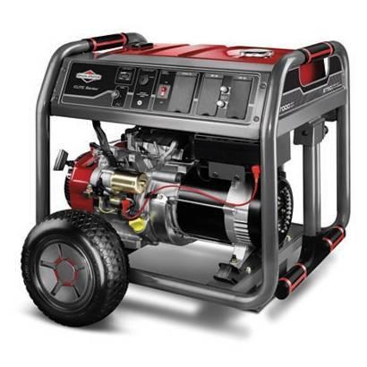 Генератор бензиновый Briggs & Stratton Elite 7500EA в Людиновое