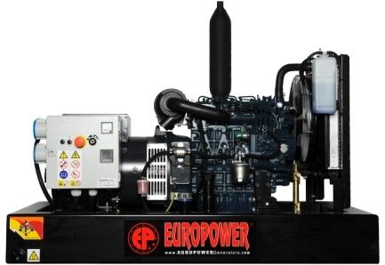 Генератор дизельный Europower EP 163 DE в Людиновое