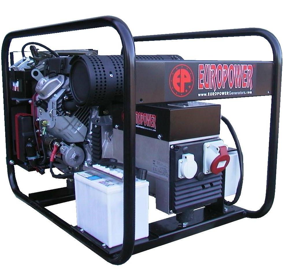 Генератор бензиновый Europower EP 13500TE в Людиновое