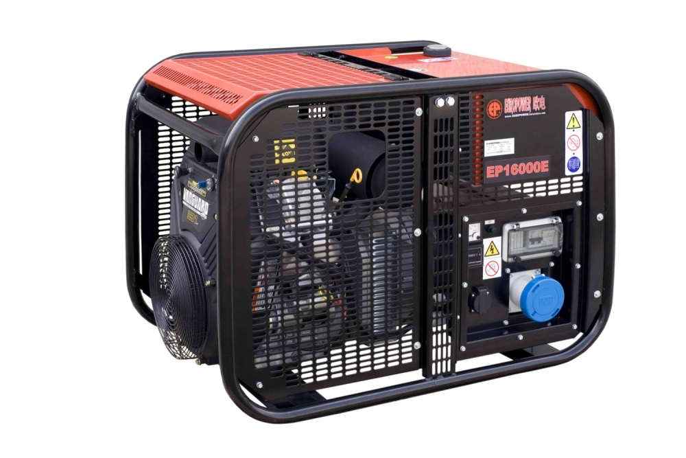 Генератор бензиновый Europower EP 16000 E в Людиновое