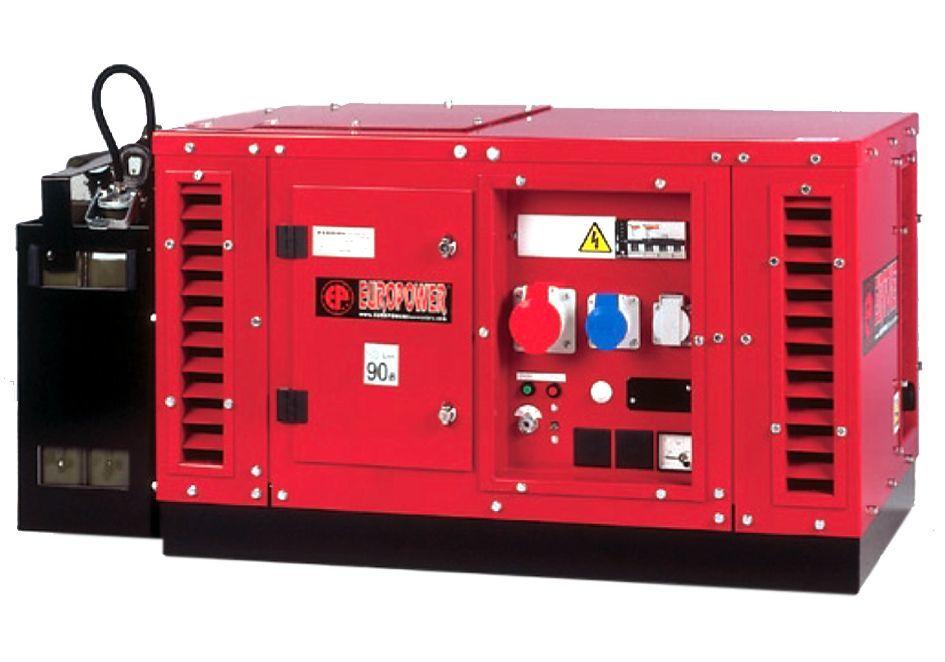 Генератор бензиновый Europower EPS 6000 E в Людиновое