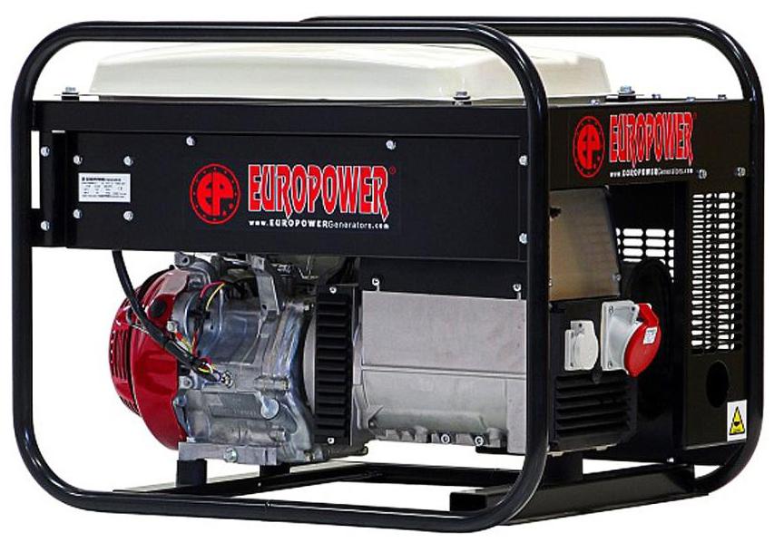 Генератор бензиновый Europower EP 6500 TLN в Людиновое
