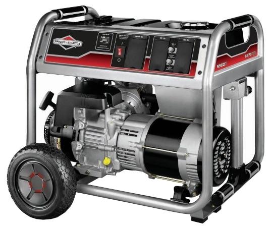 Генератор бензиновый Brigss & Stratton 6250A в Людиновое