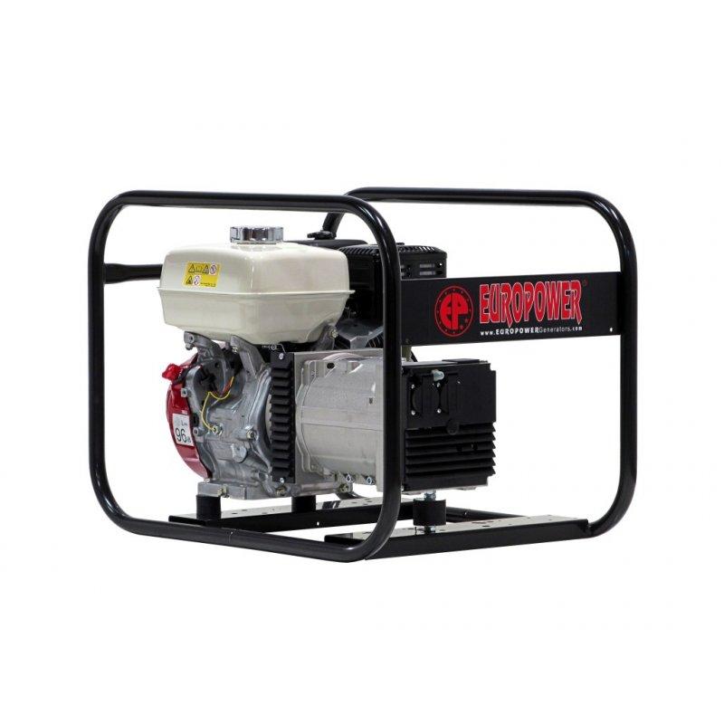 Генератор бензиновый Europower EP 4100E в Людиновое