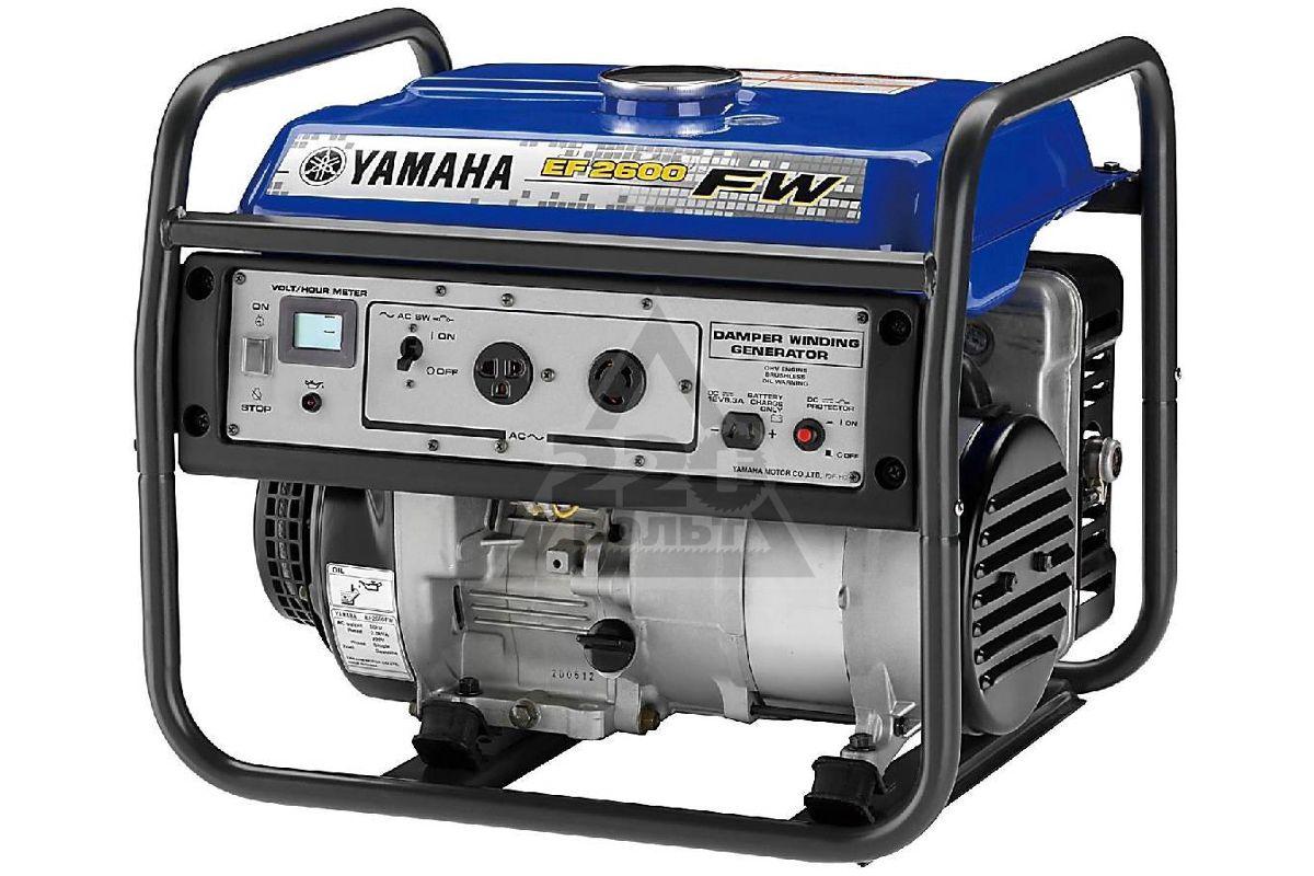 Генератор Yamaha  EF2600 в Людиновое