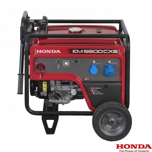Генератор Honda EM5500 CXS 1 в Людиновое