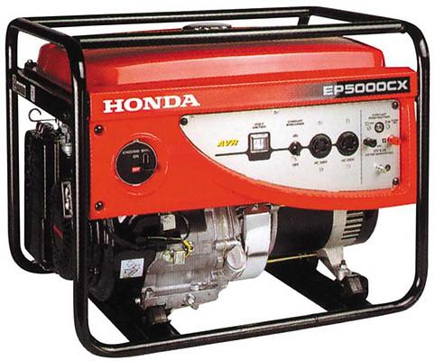 Генератор Honda EP5000 CX RG в Людиновое