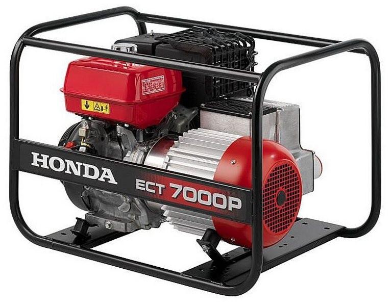 Генератор Honda EСТ 7000P в Людиновое
