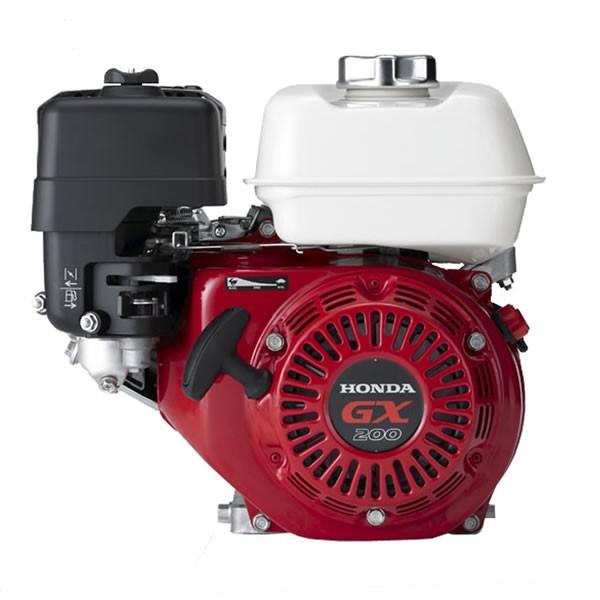 Двигатель Honda GX200 QX4 в Людиновое