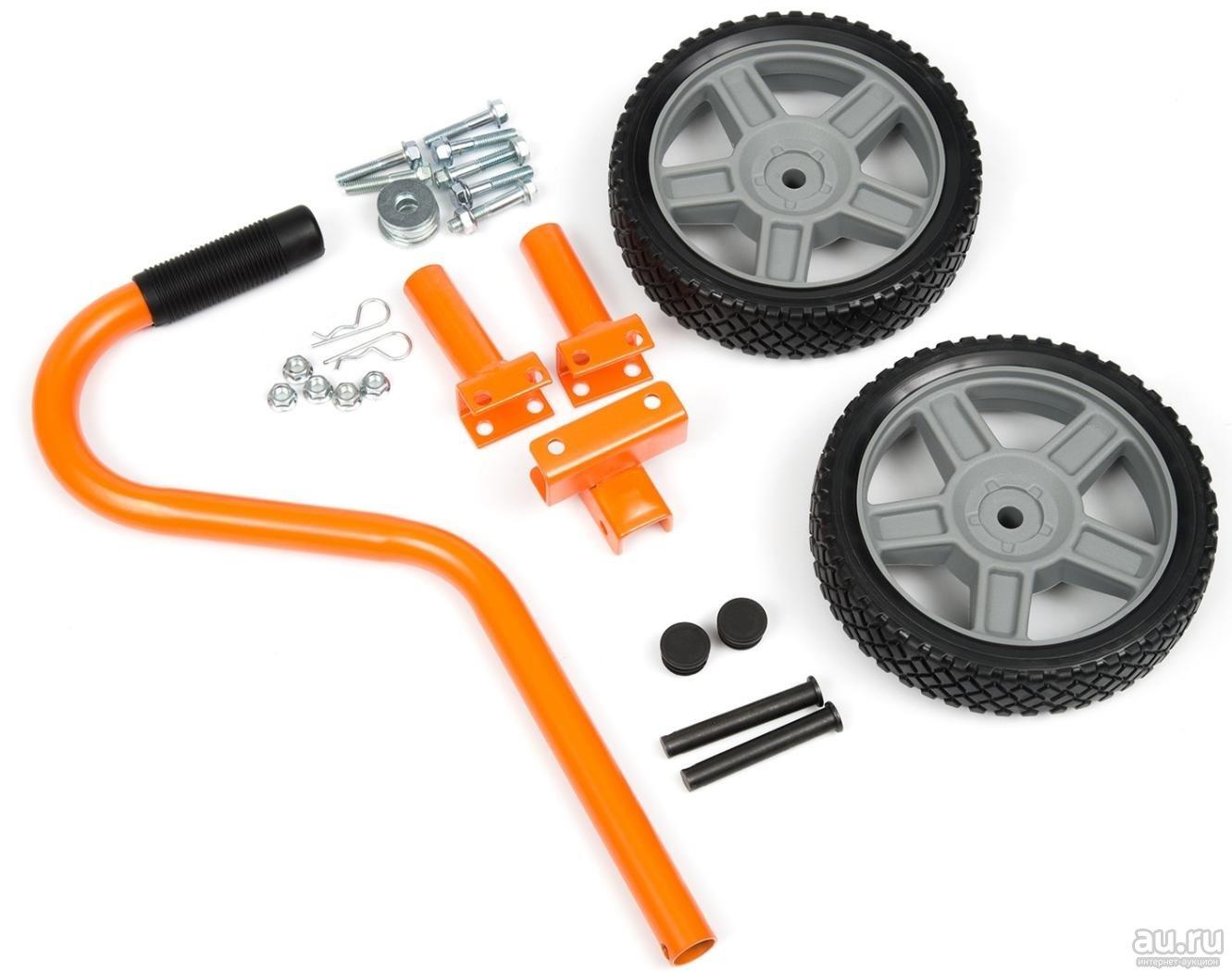 Комплект колес для генераторов ECT 7000 в Людиновое