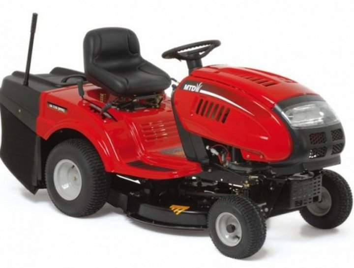 Садовый трактор MTD OPTIMA LE 175 H (SPECIAL) в Людиновое