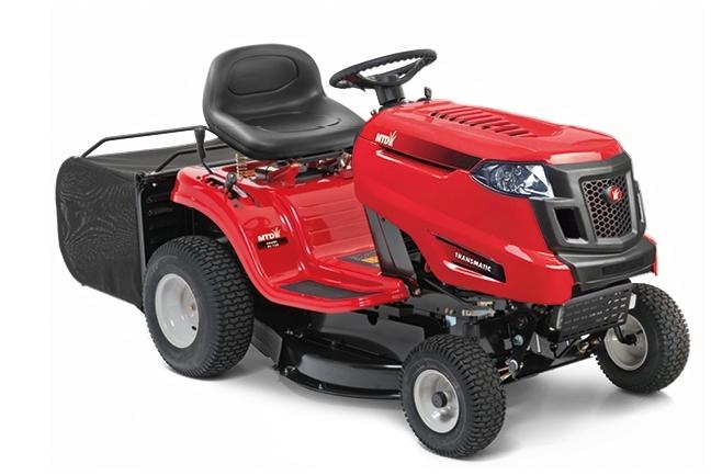 Садовый трактор MTD SMART RC 125 в Людиновое