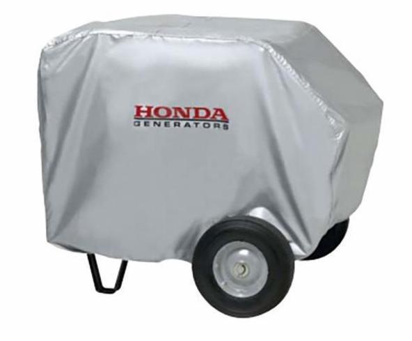 Чехол для генератора Honda EU10i Honda Marine серебро в Людиновое